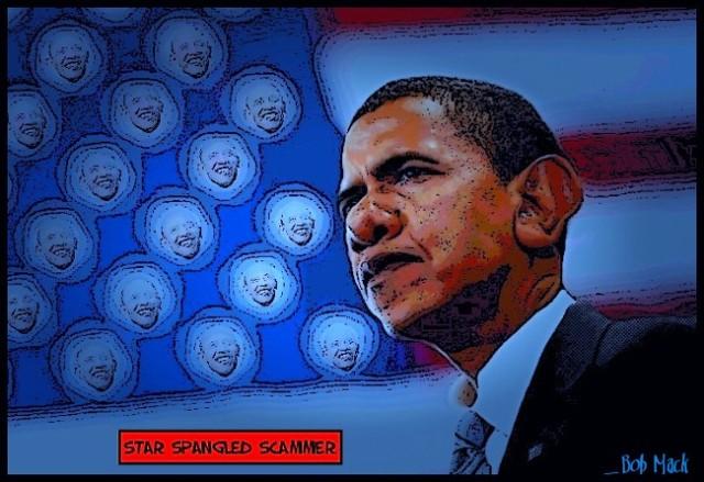 Star Spangled Scammer