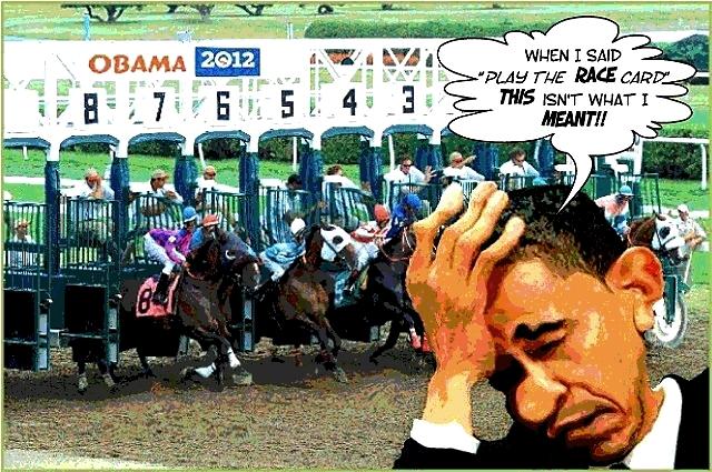 Obama's Race Card