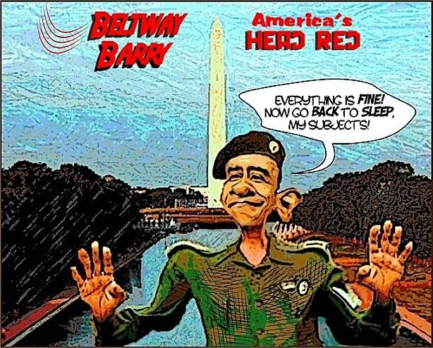 Beltway Barry