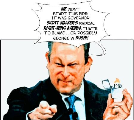 Gore Didn't Start The Fire