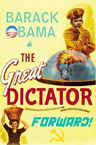 Obama The Great Dictator