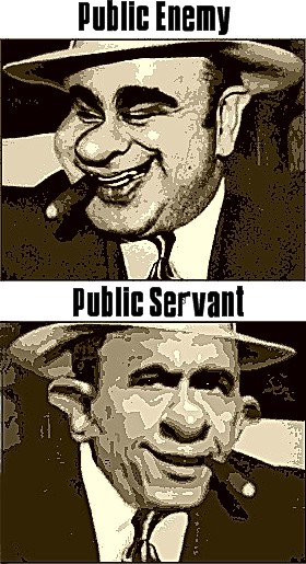 Public Enemy Public Servant