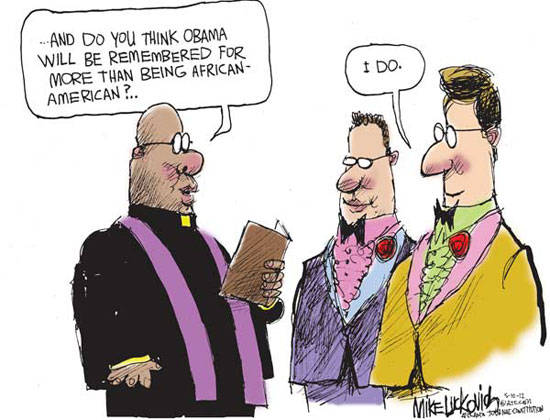 from Chevy obama gay relationship with choir director