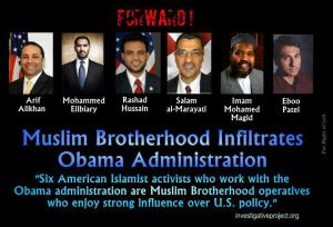 MB members in Obama regime