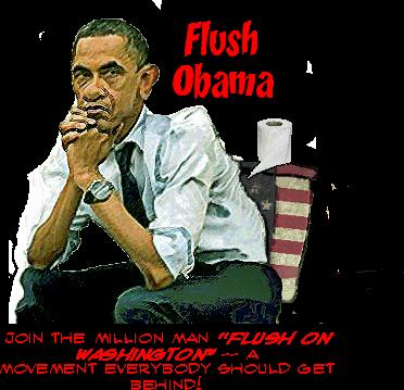 Flush Obama2