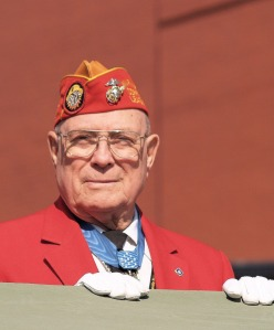 Woody Williams MOH Iwo Jima
