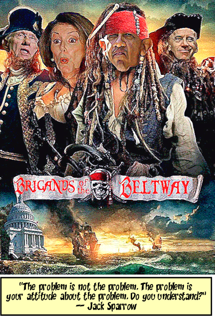 Brigands of the Beltway