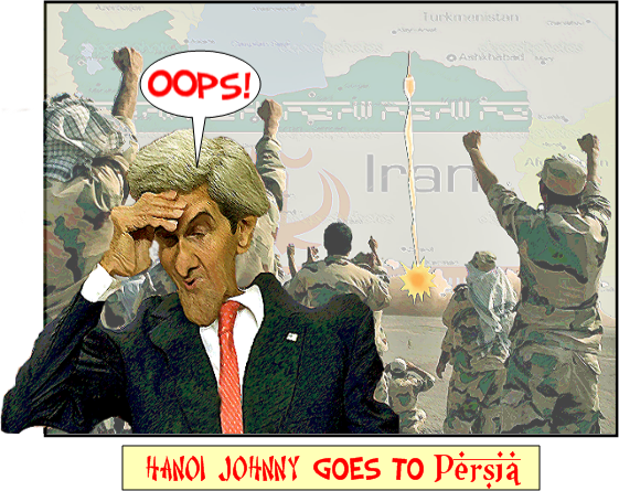 Hanoi Johnny Goes To Persia