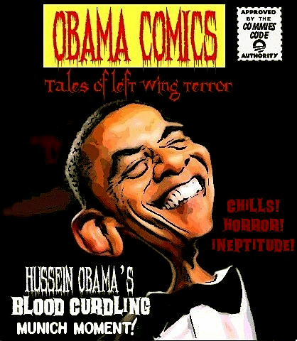 Barack obamas reign of error be sure youre right then go ahead obama comics sciox Image collections
