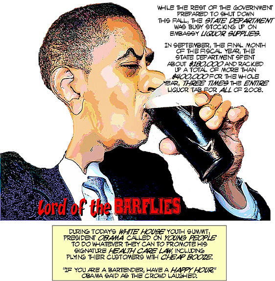 Lord of the Barflies