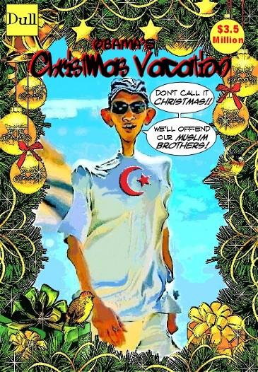 Obama Christmas Vacation