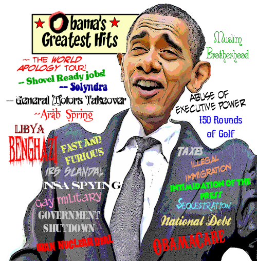 Obama Greatest Hits