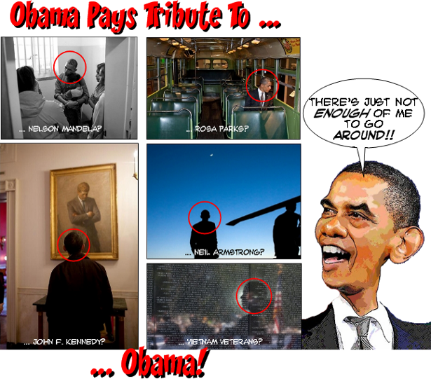 Obama Pays Tribute To