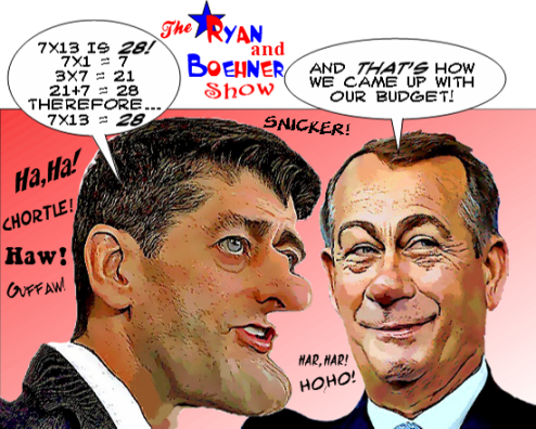 The Ryan and Boehner Show
