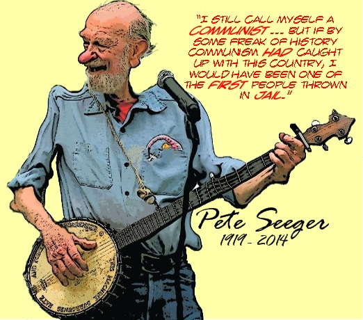 Pete Seeger American Favorite Ballads Volume One