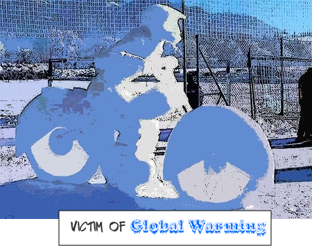 Victim Of Global Warming