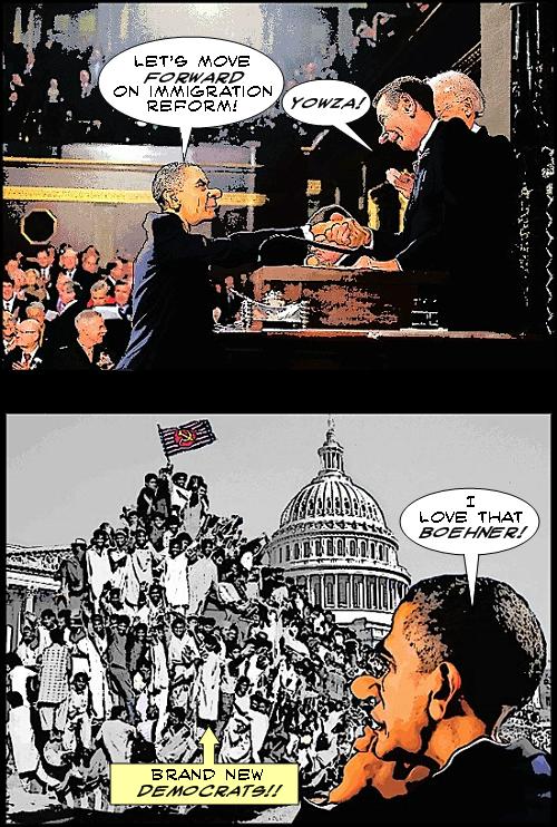 Immigration Reform School
