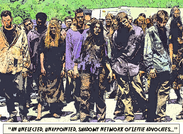 Obamas Shadowy Network