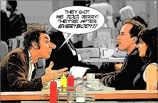 Seinfeld Meets PC