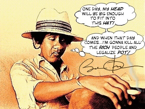 Young Obama Comix