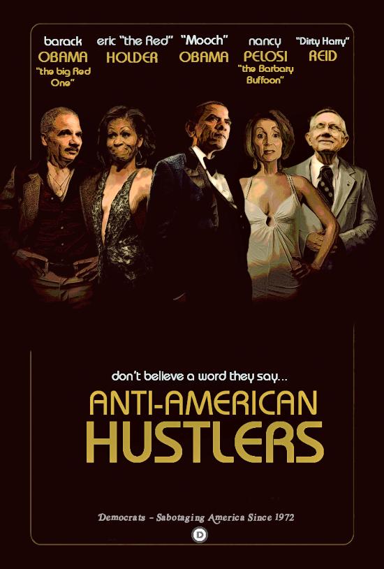 Anti-American Hustlers