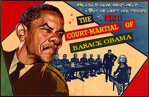 Court Martial of Barack Obama