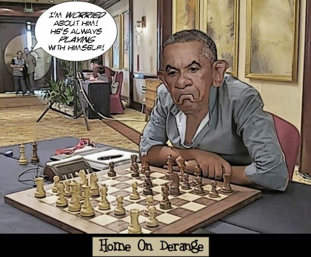 Obama Plays