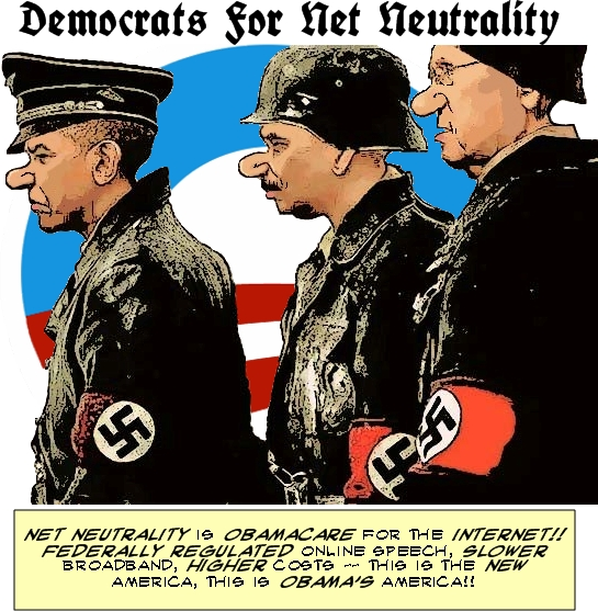 Dems For Net Neutrality