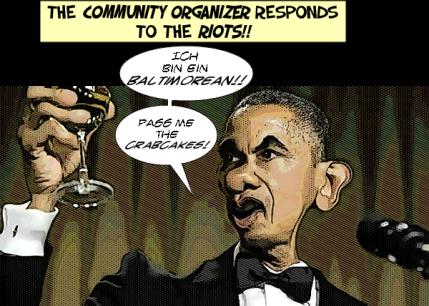 obama responds