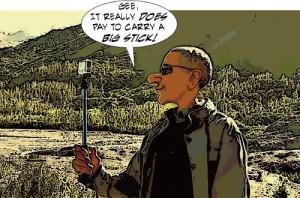 Obama's Big Stick