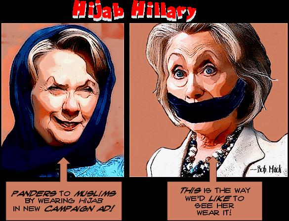 Hijab Hillary