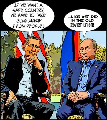 Just Like The Old Soviet Union