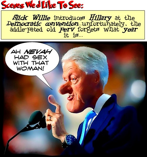 Slick Willie