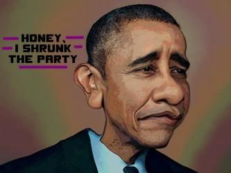 Honey I Shrunk The Party