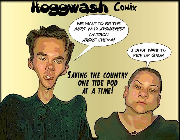 Hoggwash Comix
